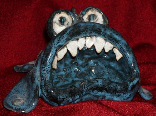 Try this lesson idea for Clay pot fish